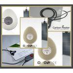 TBD Carbon Classic Prestige 240 Watt elektronisch geaard
