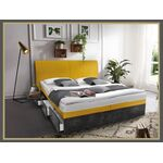 Alicante  waterbeddenboxspring inclusief  4 ladenblok